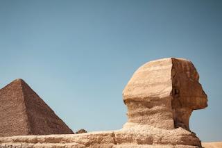 Egyptian Sphinx - by Kévin et Laurianne Langlais on Unsplash