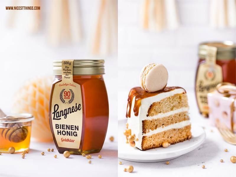 90 Jahre Langnese Honig limitierte Nostalgie Edition