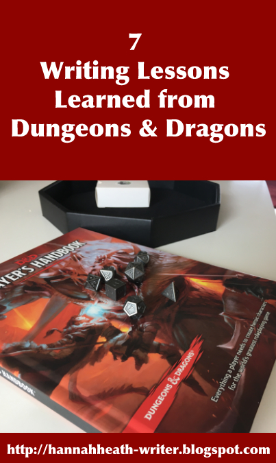 7 Writing Lessons Learned from Dungeons & Dragons