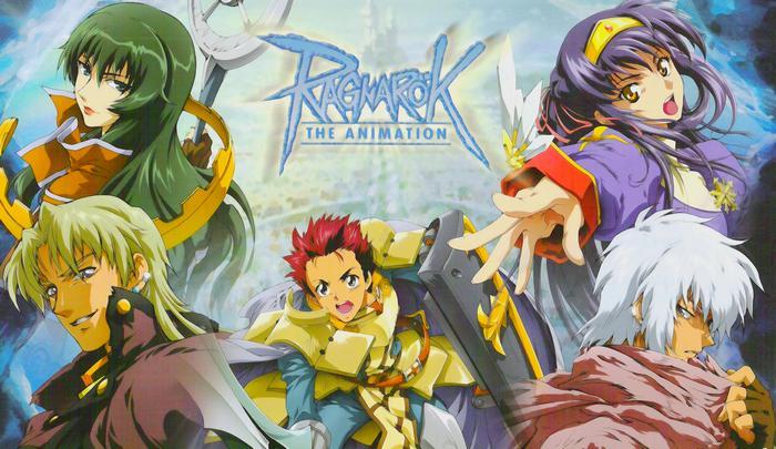 جميع حلقات انمي Ragnarok the Animation مترجم (تحميل + مشاهدة مباشرة)