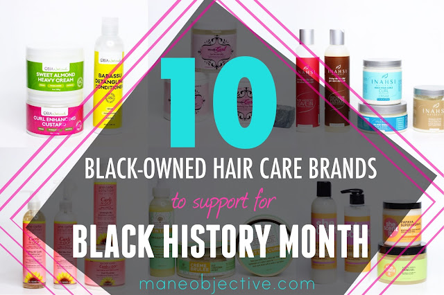 Best Black Owned Curly Girl Method Friendly Brands
