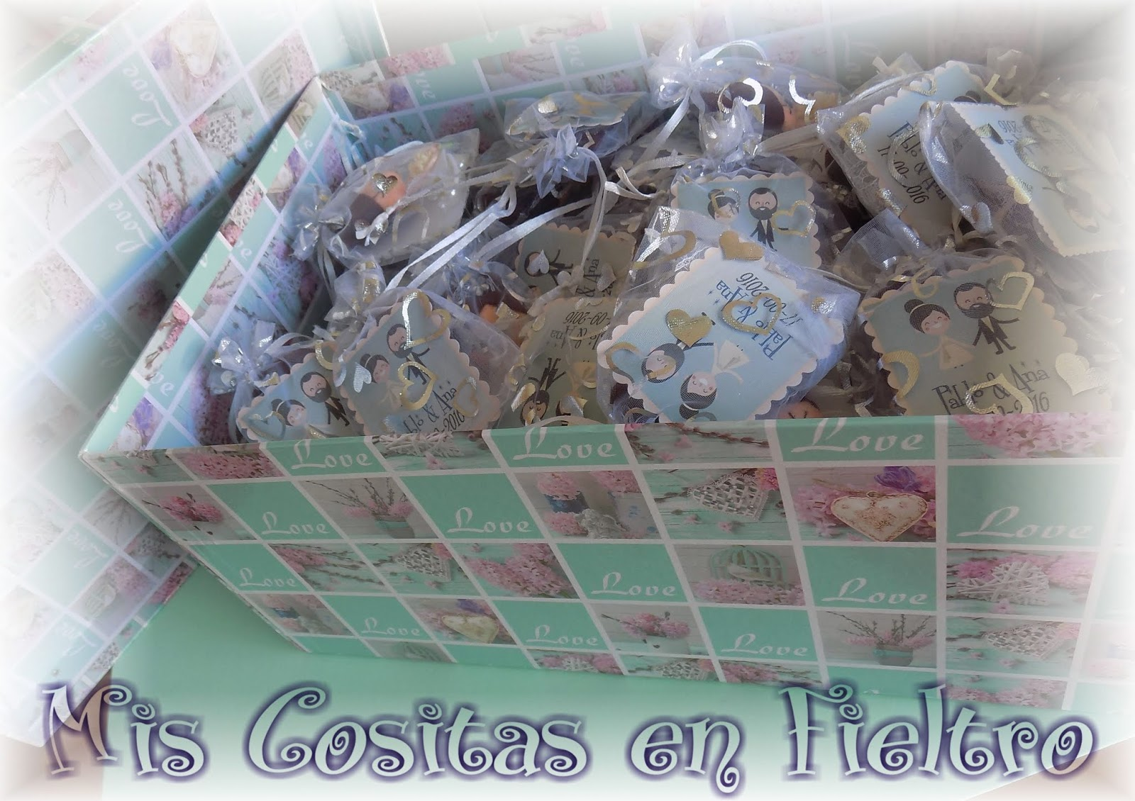 84ec516c60f Mis Cositas en Fieltro. Productos artesanales elaborados en fieltro .