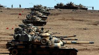Κίνδυνος παγκοσμίου πολέμου εάν διαλυθούν Ιράκ - Συρία