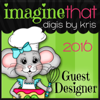 Guest designer April, May, June 2016