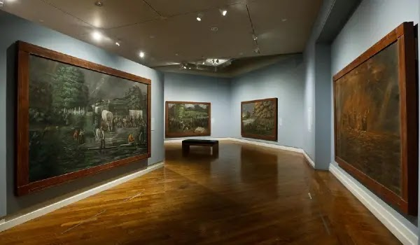 Things to Do in Provo : Brigham Young University Museum of Art.