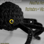 http://artefriki.blogspot.com.es/2015/10/arana-amigurumi-patron-gratis.html