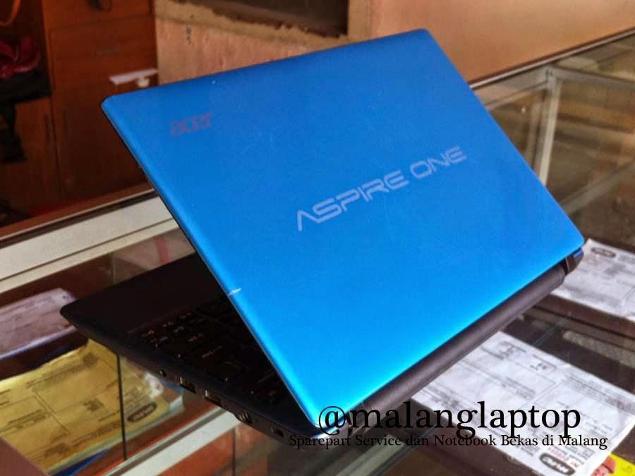 Netbook Bekas Acer AspireOne AO756