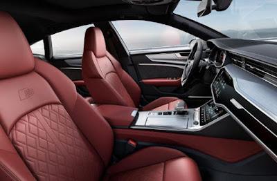 Audi cars in 2020