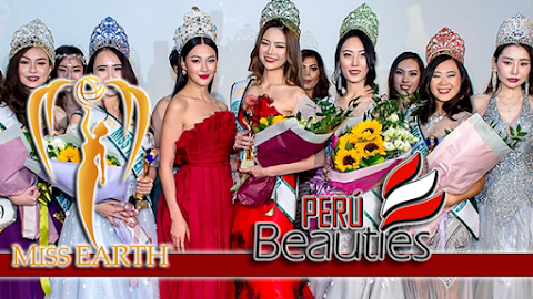 Kimberly Ong es Miss Earth Singapore 2019