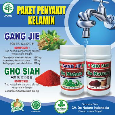 Nama Antibiotik Gangjie Ghosiah Untuk Kencing Nanah