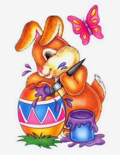 Desenhos Para Colorir E Imprimir Desenhos De Pascoa Para