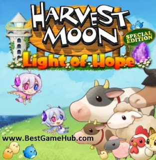 Harvest Moon Light of Hope Special Edition Free Download