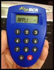 cara mendapatkan keyBCA Internet Banking BCA