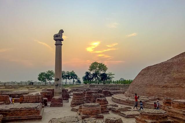 UNESCO World Heritage Sites in Bihar India Vikramashila University