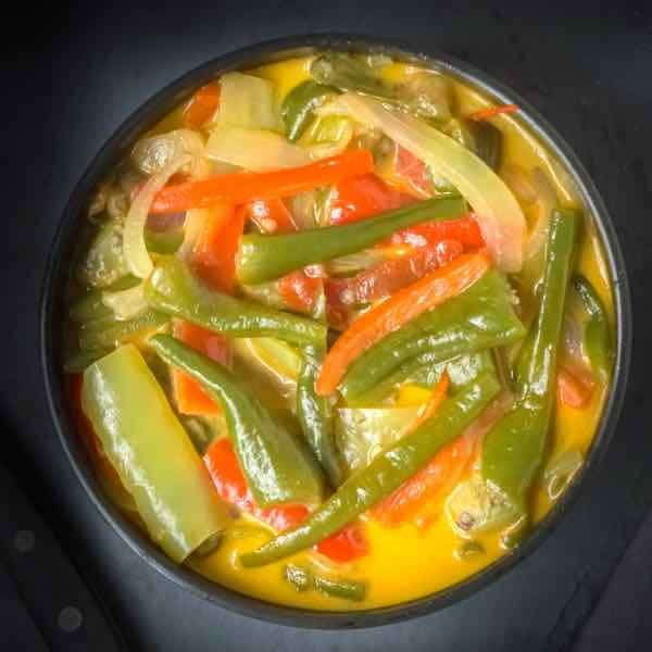 Ema Datshi Bhutanese Food
