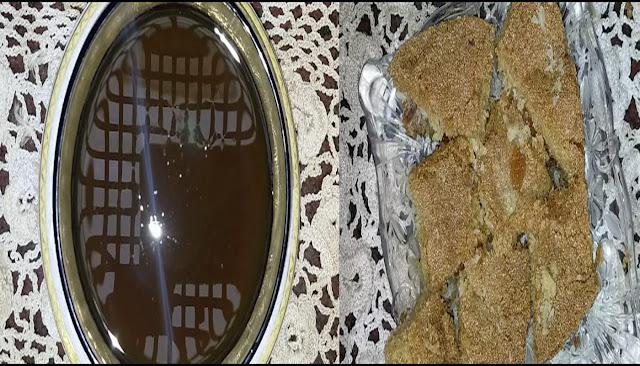طريقة العسل الاسود فى البيت وتحدى / هريسة اسكندراني بطريقة ناجحة وطعم رائع / الشيف محمد الدخميسى