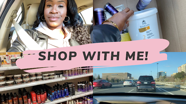 Shop With Me: Restocking A Few Of My Favourite Hair Care Products! | www.HairliciousInc.com| Relaxed Hair