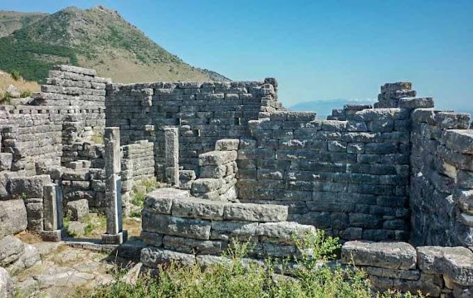 Αρχαίο Όρραον:Οι καλύτερα διατηρημένες οικίες της ελληνικής αρχαιότητας