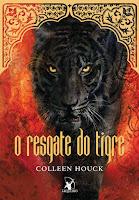 Resenha, O Resgate do Tigre, Colleen Houck