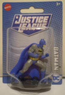 Miniature Light Batman Figurine