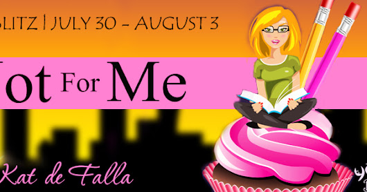 Blitz: Not for Me by Kat de Falla