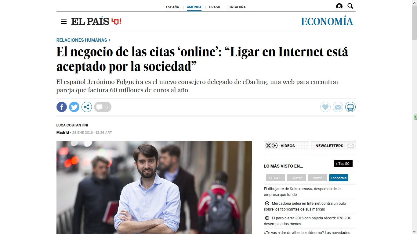 Online dating espanol