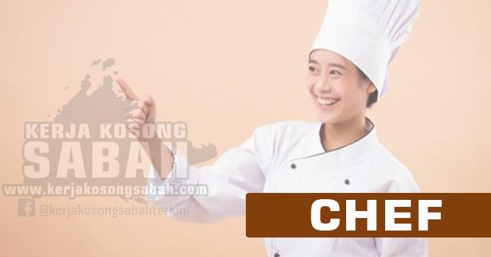 Kerja Kosong Sabah 2020  | CHEF - U Tea Are Hiring ! Come & Join Us
