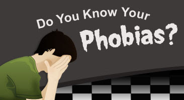 A phobia is a type of anxiety disorder