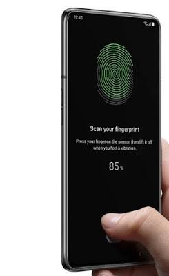 Fitur-fitur Samsung Galaxy A80