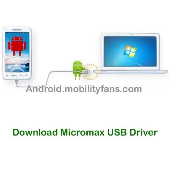 Download Micromax USB Driver