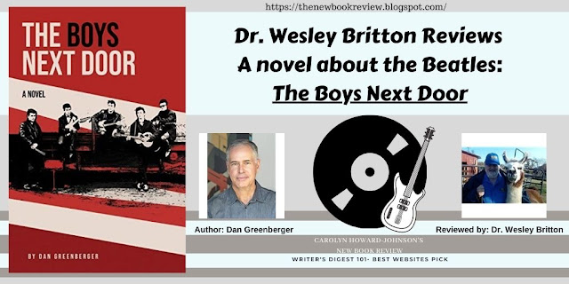 """Dr. Wesley Britton Reviews """"A novel about the Beatles"""