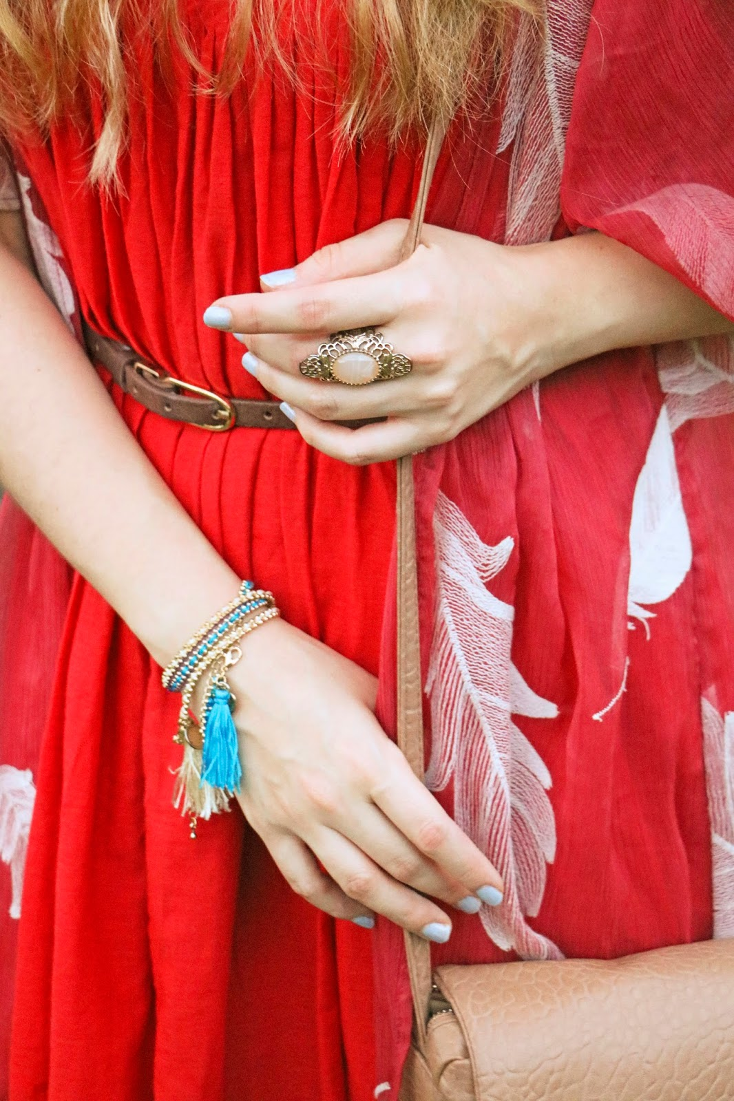 Loving these cute boho chic accessories
