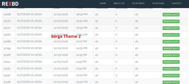 Source Code Berga Web Bus Pemesanan Tiket Sistem Pemesanan Berbasis PHP & MYSQL