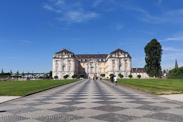 Castles of Augustusburg and Falkenlust at Brühl UNESCO Germany