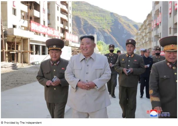 North Korea claims that yellow dust from China could carry the coronavirus