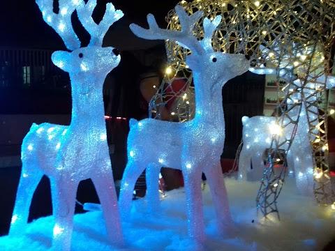 Sumaré: Chegada do Papai Noel abre programação natalina do comércio