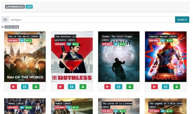 Cara Download Film Indoxxi dan LK21 Tanpa Iklan di Laptop