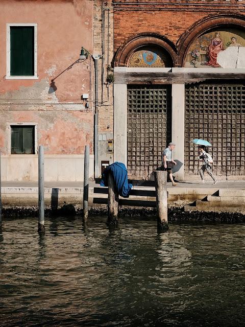 Di corsa per le calli di Venezia
