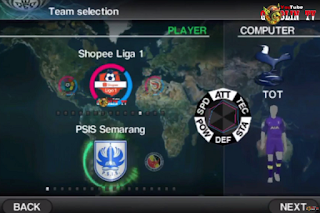 PES 2011 Mod Liga Indonesia 2019 Shopee