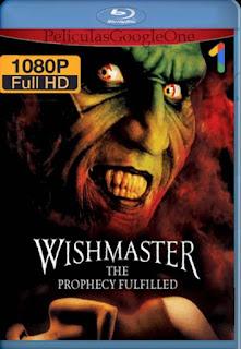 Wishmaster 4[2002] [1080p BRrip] [Latino- Ingles] [GoogleDrive] LaChapelHD
