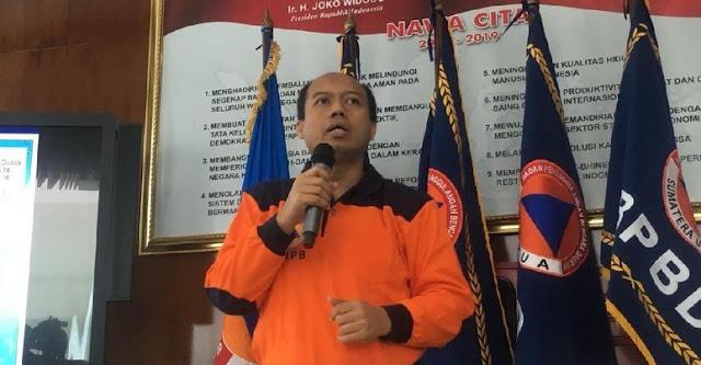 Ada Info Gempa 8,1 M dan Tsunami Susulan di Palu, BNPB: Hoax!