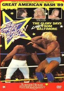 WCW / NWA Great American Bash 1989 - The Glory Days