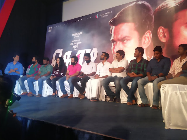 Kodi Tamil Movie Press meet Photos