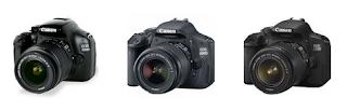 Canon EOS 1100D / 600D / 650D / 100D / 700D Camera .PDF Brochures