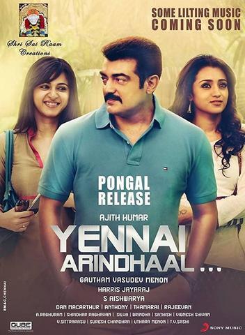 Yennai Arindhaal 2015 Dual Audio Hindi 480p UNCUT HDRip x264 550MB ESubs