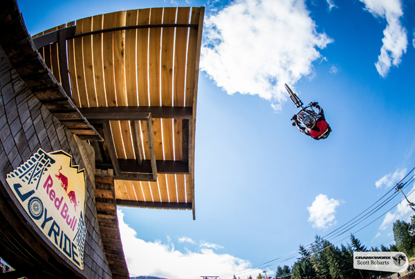 SRAM presents: The Best Slopestyle Run Ever