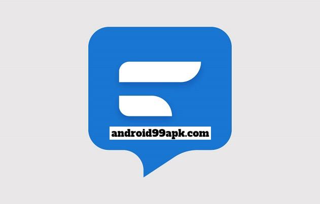 تطبيق الرسائل القصيرة Textra SMS Pro v4.19 كامل للأندرويد