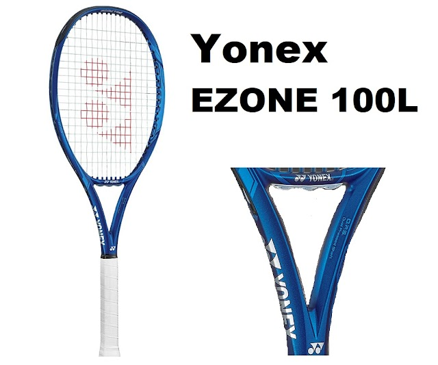 Yonex EZONE 100L tennis racket - consumer opinion