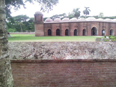 The Sixty Dome Mosque