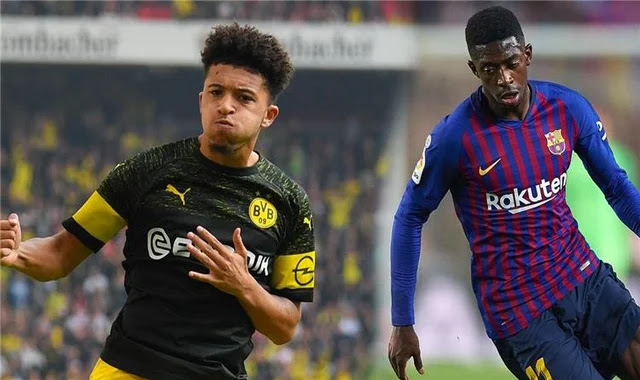 Dembele would be better for Liverpool than Sancho!